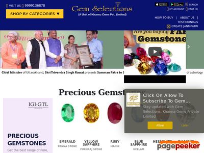 gemselections.in