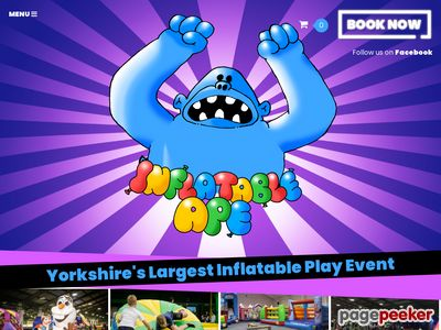 inflatableape.co.uk