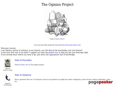 ogmiosproject.org