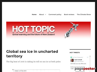 hot-topic.co.nz