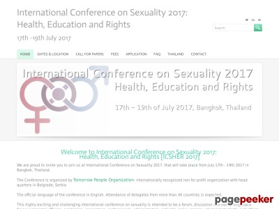 sexuality-conference.org