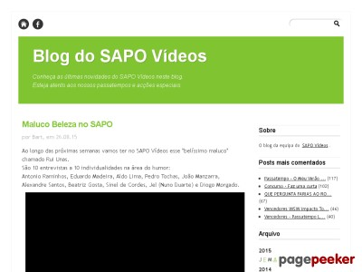 sapovideos.blogs.sapo.pt